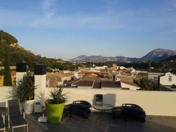 Location de vacances - Appartement à L'Atzúbia