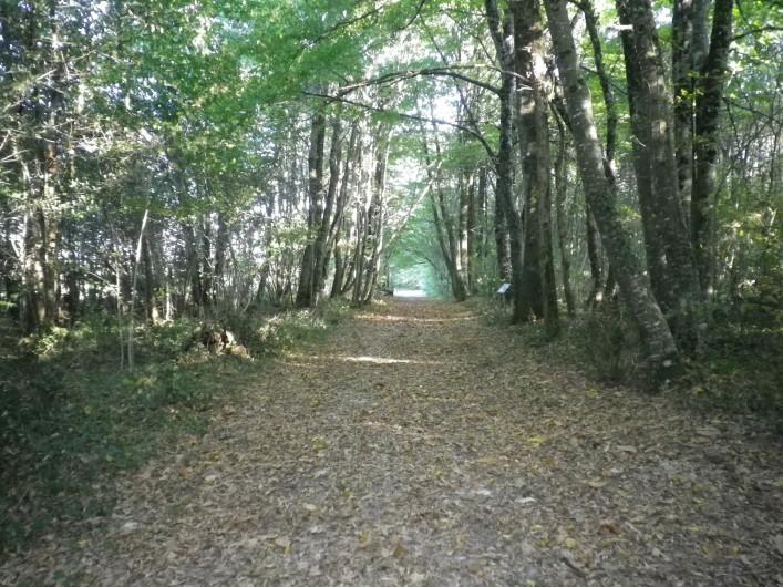 Location de vacances - Gîte à Vanzac - Sentier pédagogique