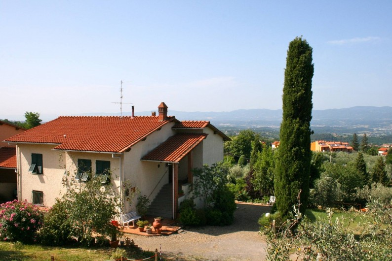 Location de vacances - Appartement à Reggello - Vue d'ensemble de la maison