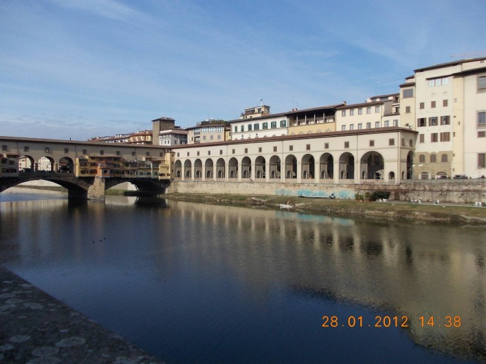 Location de vacances - Appartement à Reggello - Ponte Vecchio à Florence