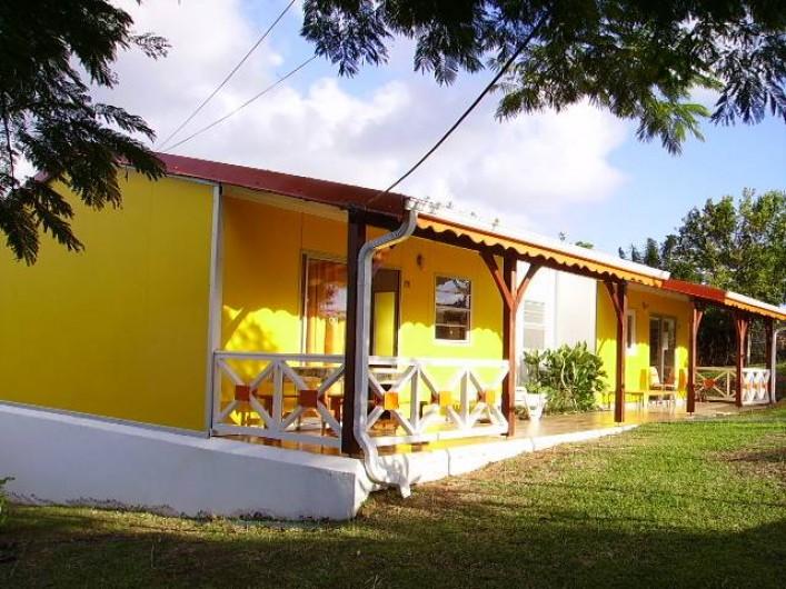 Location de vacances - Bungalow - Mobilhome à Sainte-Luce - BUNGALOW 29 DE 4 PERSONNES