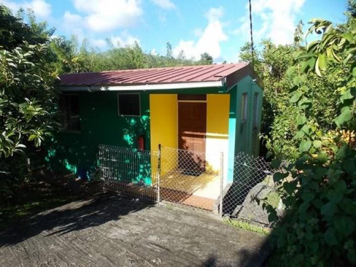 Location de vacances - Bungalow - Mobilhome à Sainte-Luce - BUNGALOW 2 PERSONNES