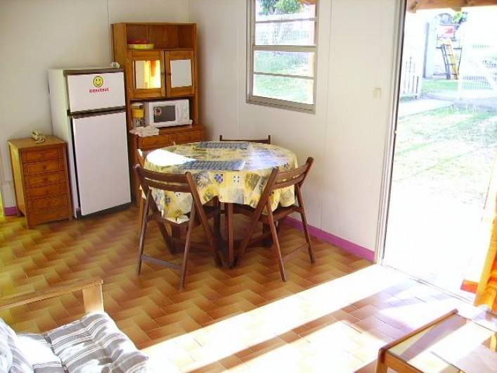 Location de vacances - Bungalow - Mobilhome à Sainte-Luce - SEJOUR