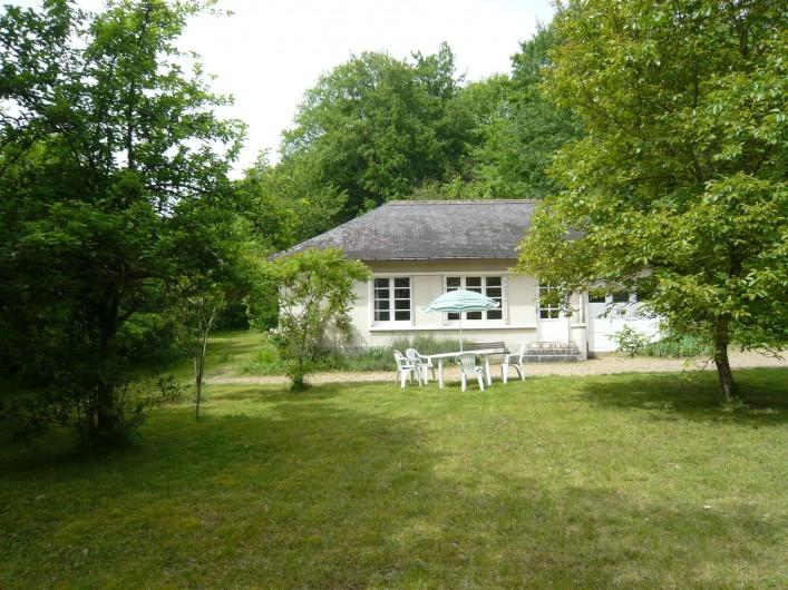 Location de vacances - Gîte à Azay-le-Rideau - exposition plein sud