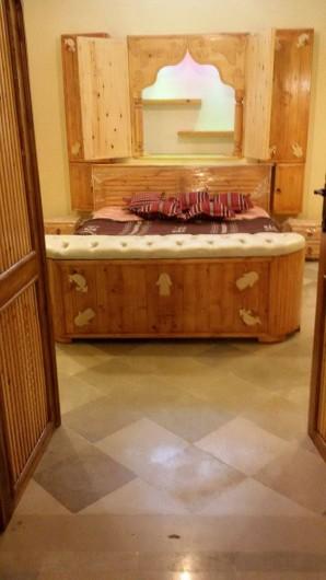 Location de vacances - Villa à Korba - la chambre 1 (en bas )