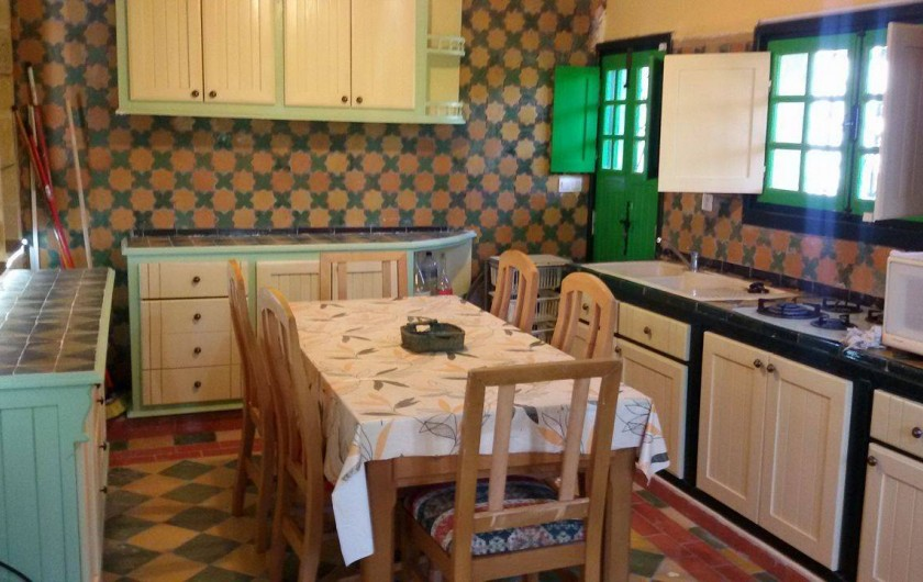 Location de vacances - Villa à Korba - la cuisine