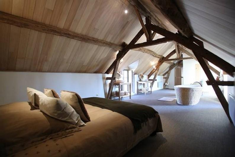 Location de vacances - Chambre d'hôtes à Mulsans - Chambre Osier