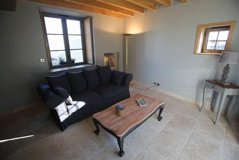 Location de vacances - Chambre d'hôtes à Mulsans - Chambre Ardoise