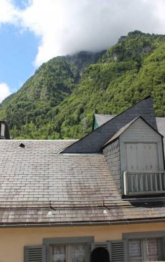 Location de vacances - Appartement à Cauterets - salon appartement 1