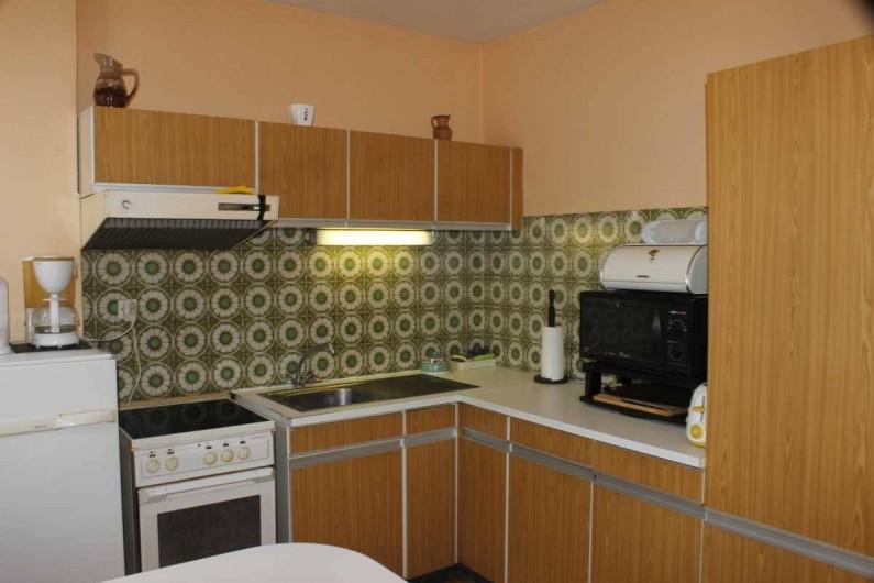 Location de vacances - Appartement à Cauterets - appartement 1 : coin Cuisine