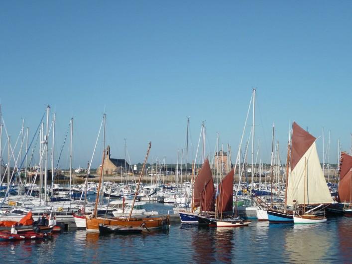 Location de vacances - Maison - Villa à Camaret-sur-Mer - port de camaret-sur-mer