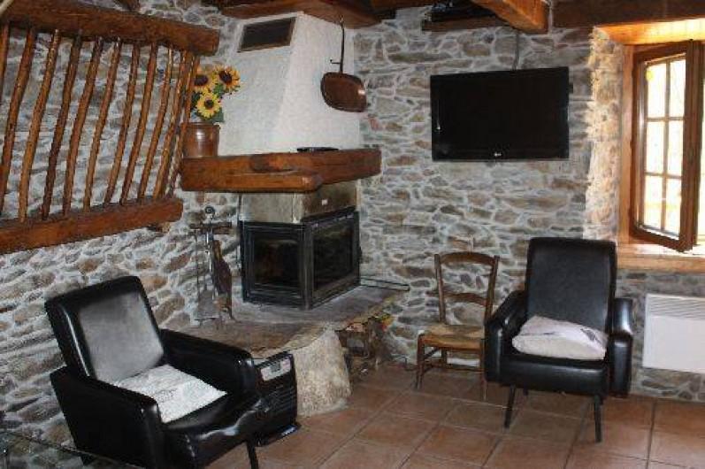 Location de vacances - Chalet à Melles