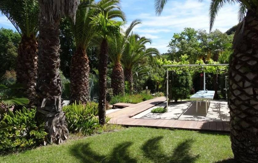 Location de vacances - Gîte à Bormes-les-Mimosas