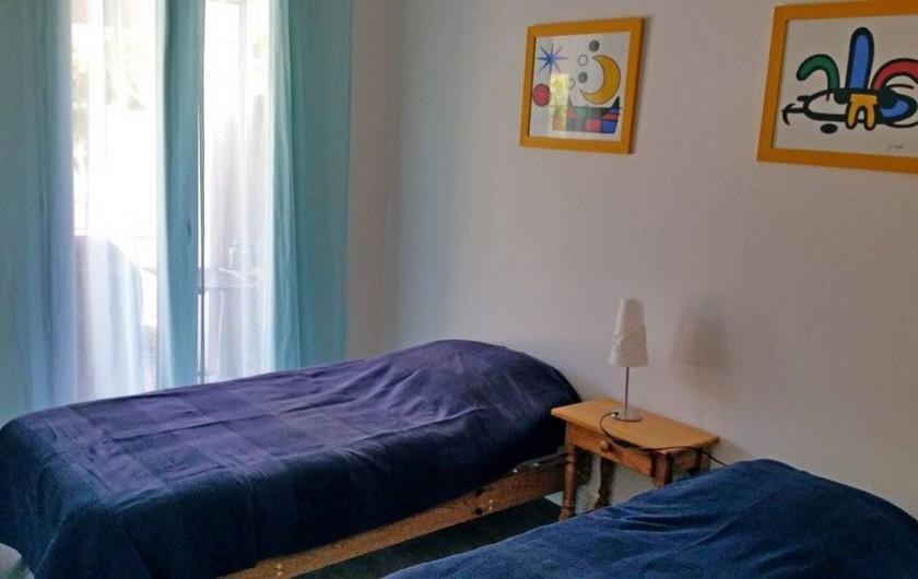 Location de vacances - Gîte à Bormes-les-Mimosas - Mas N°2