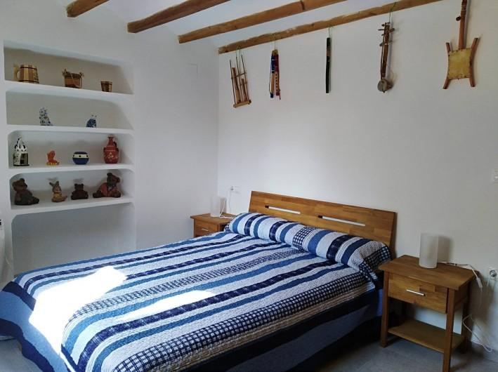 Location de vacances - Mas à Atzeneta del Maestrat - Chambre 1
