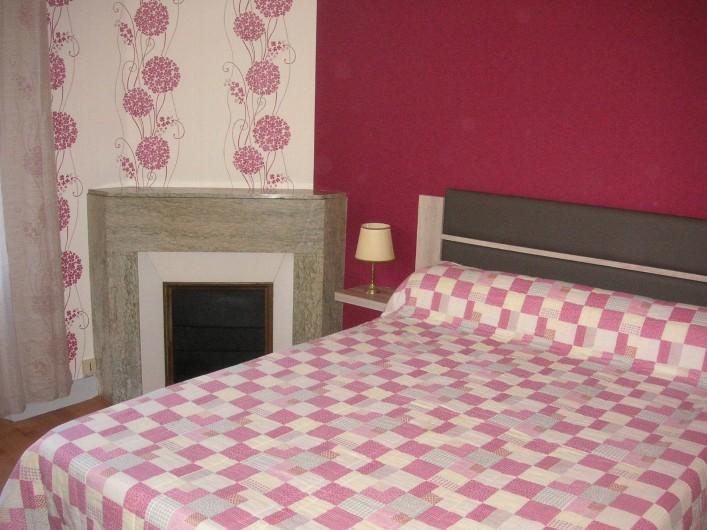 Location de vacances - Appartement à Verneuil-sur-Vienne - Chambre