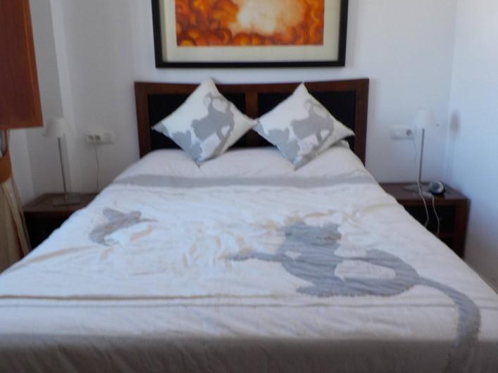 Location de vacances - Appartement à La Cala de Mijas - Chambre 1