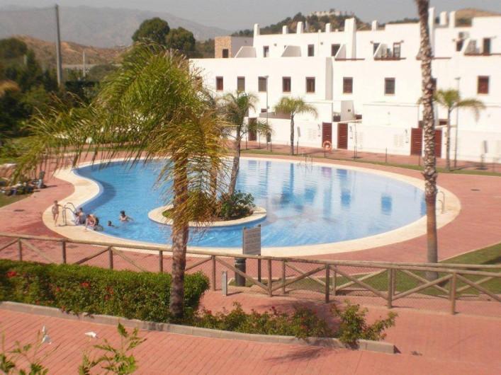 Location de vacances - Appartement à La Cala de Mijas - La Piscine