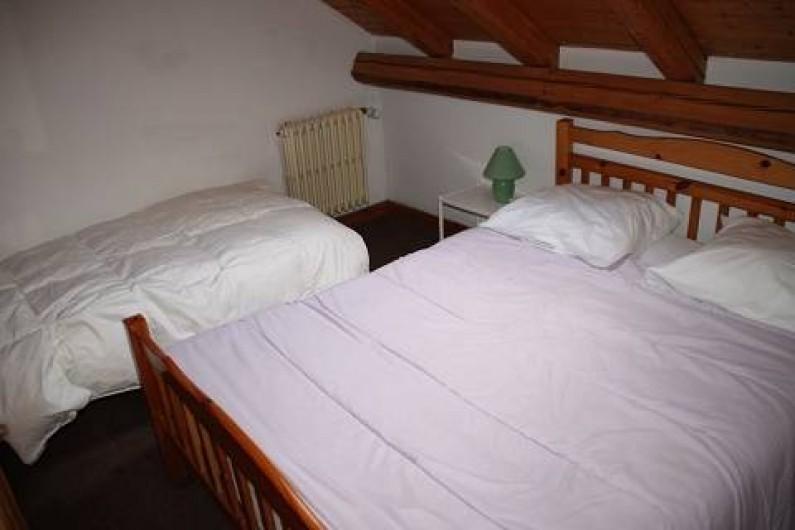 Location de vacances - Gîte à Rochesson - Chambre 1 Chalet