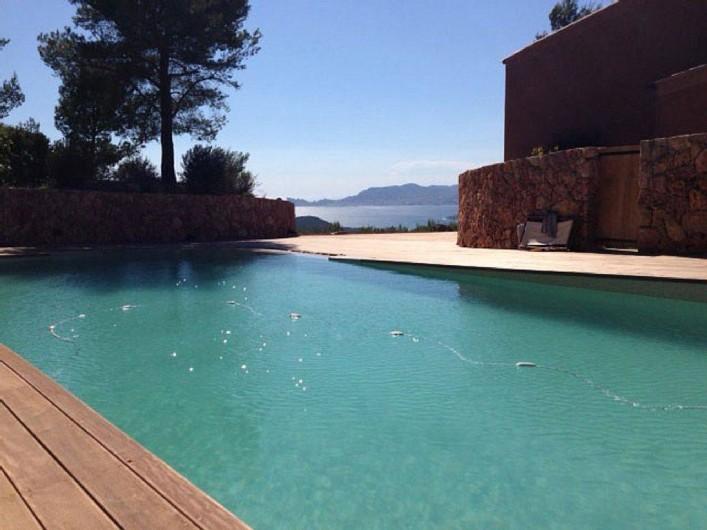 location de vacances villa la cadire dazur - Location Vacances Bandol Avec Piscine