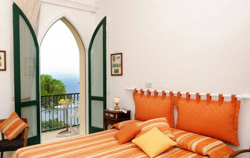 Location de vacances - Villa à Ravello - Studio Carpe Diem
