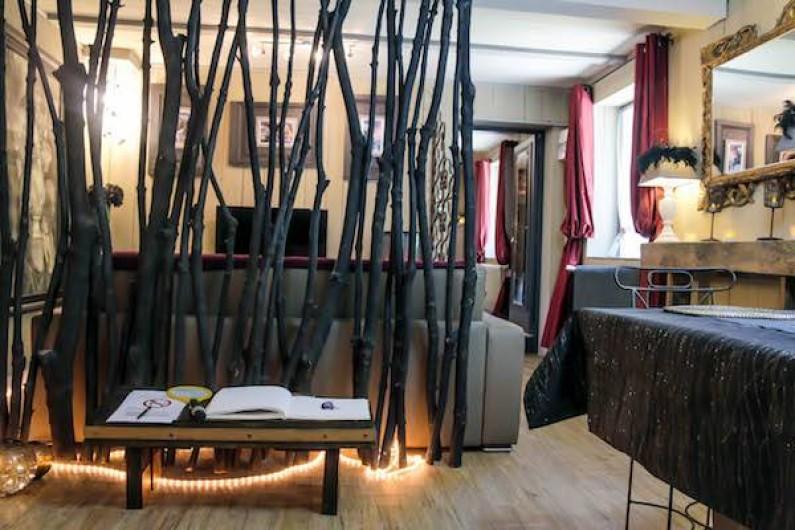 Location de vacances - Appartement à Rontalon - la suite étoiles
