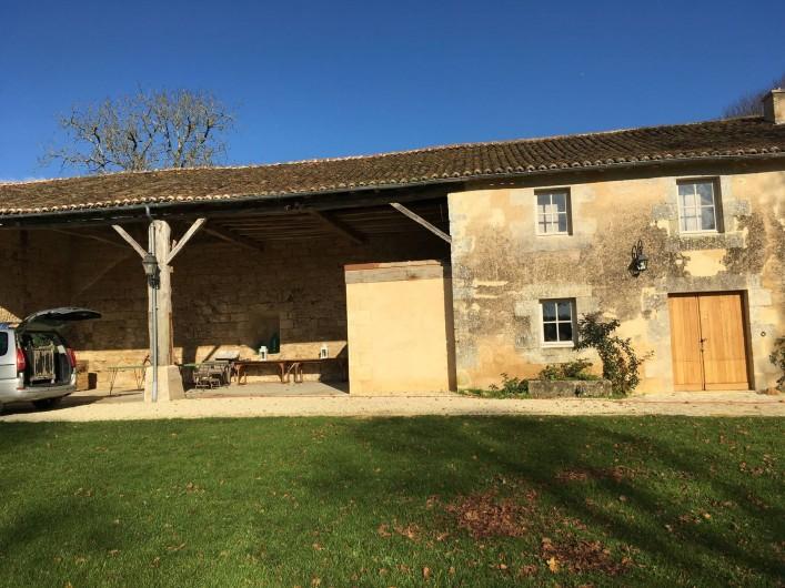 Location de vacances - Château - Manoir à Montreuil-Bonnin