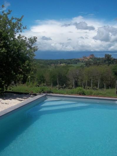 Location de vacances - Gîte à Biron - Pour des moments de détente privilégiés