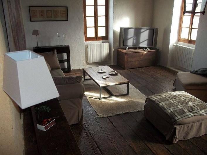 Location de vacances - Gîte à Biron - Un intérieur cosy confort et deco