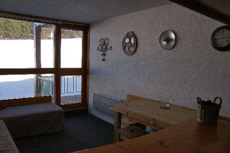 Location de vacances - Studio à Les Arcs