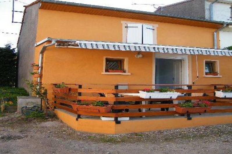 Location de vacances - Gîte à Gelucourt