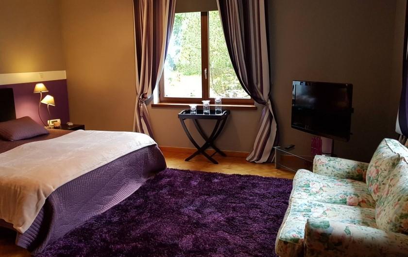 Location de vacances - Villa à Achet - Chb 1