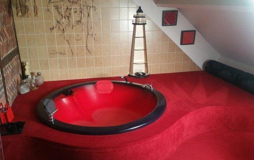 Location de vacances - Villa à Achet - Salle de bain
