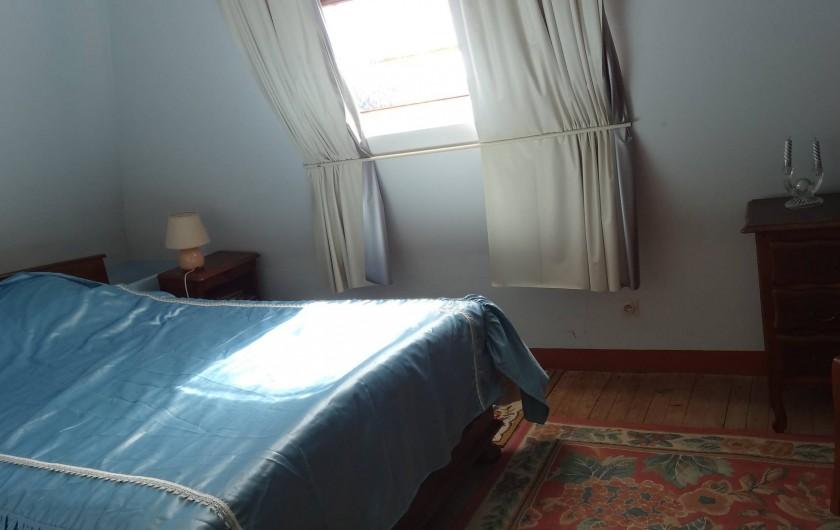 Location de vacances - Maison - Villa à Teyssieu - Chambre 2 (possibilité d'y ajouter lit de bébé)