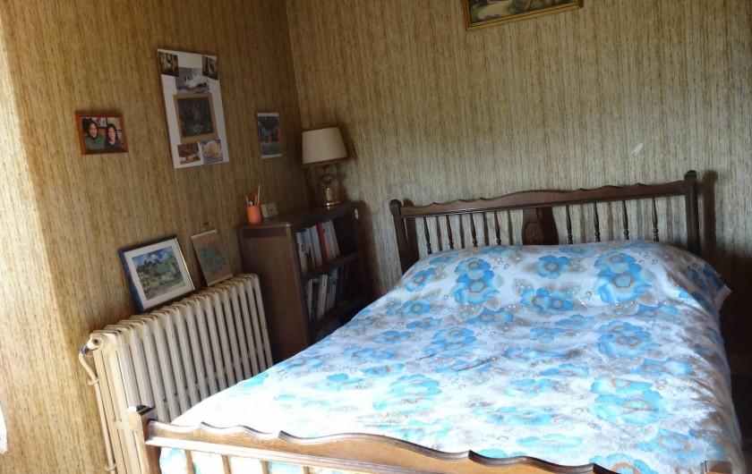 Location de vacances - Maison - Villa à Teyssieu - Chambre 1 avec lit deux personnes