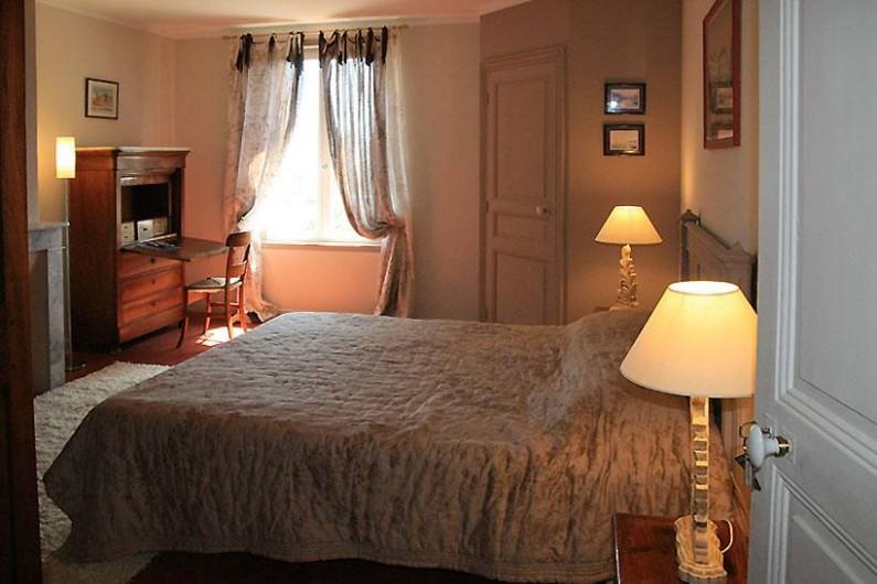 Location de vacances - Chambre d'hôtes à Grimaud - Chambre de Joséphine