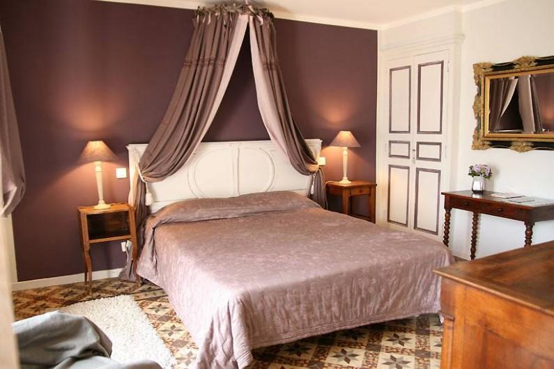 Location de vacances - Chambre d'hôtes à Grimaud - Chambre de Josepha