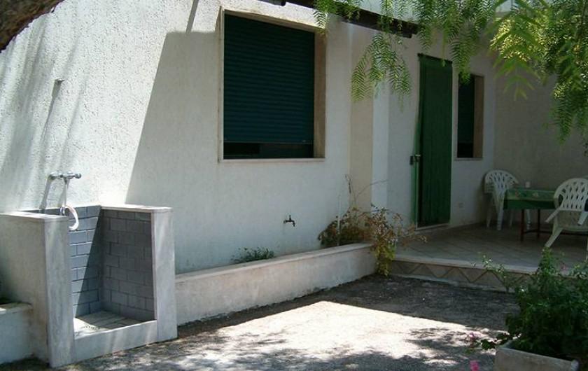 Location de vacances - Villa à Gallipoli - maison n°6 visible sur