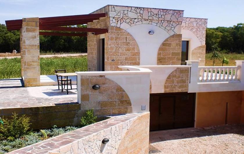 Location de vacances - Villa à Gallipoli - Villa Bonsai pour 2 persones visible sur