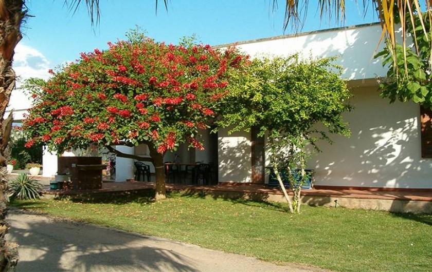 Location de vacances - Villa à Gallipoli - Maison independente Dalia  avec 2 chambres