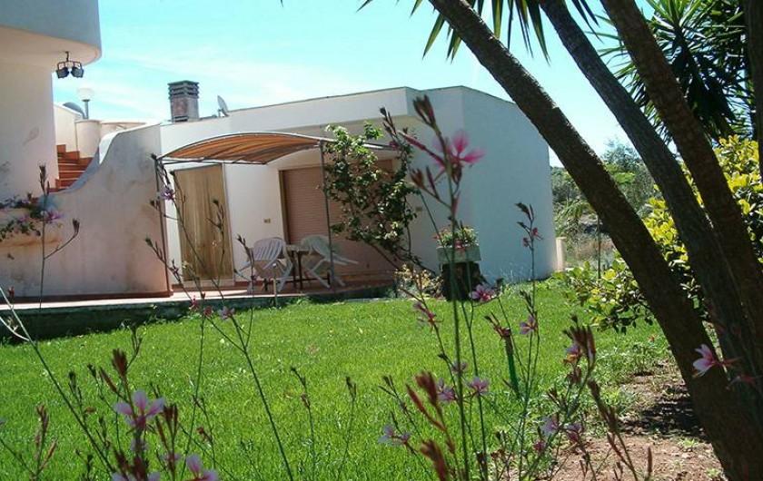 Location de vacances - Villa à Gallipoli - Maison Mimosa avec 2 chambres