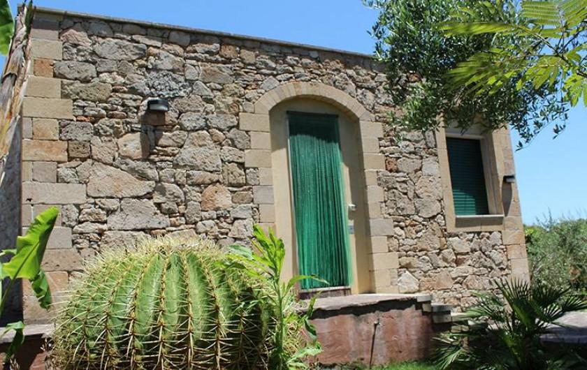 Location de vacances - Villa à Gallipoli - Villa independente Papiro max 4 places visible sur