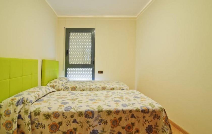 Location de vacances - Appartement à Sant Antoni de Calonge