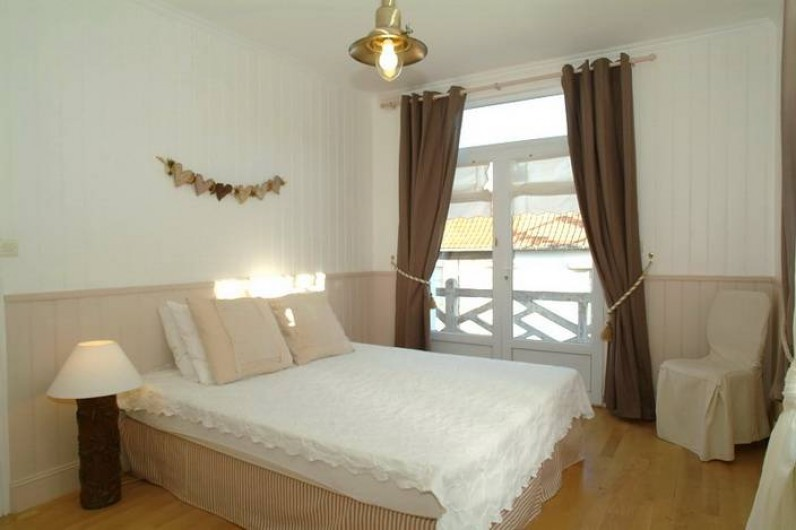 Location de vacances - Appartement à Le Touquet-Paris-Plage - La Chambre parent