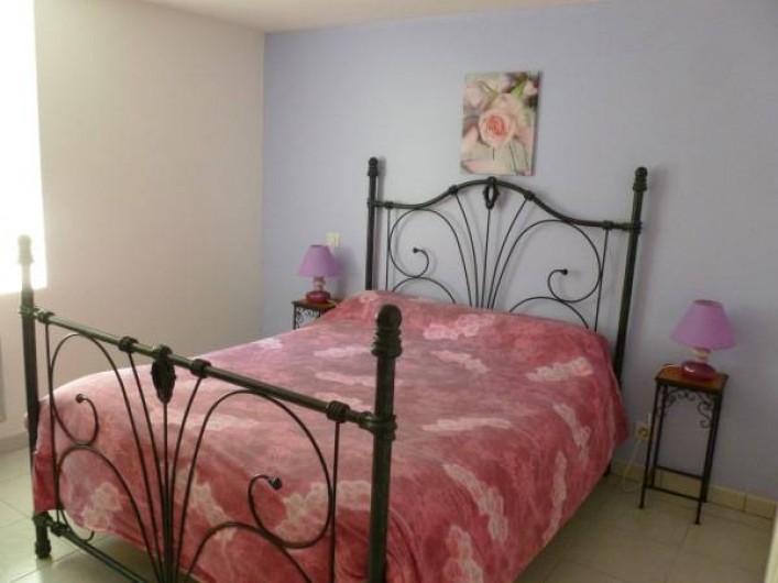 Location de vacances - Gîte à Mauron - la chambre