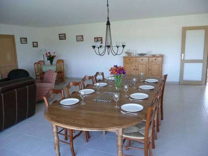 Location de vacances - Gîte à Locquirec - Ty Papy - Salle à manger