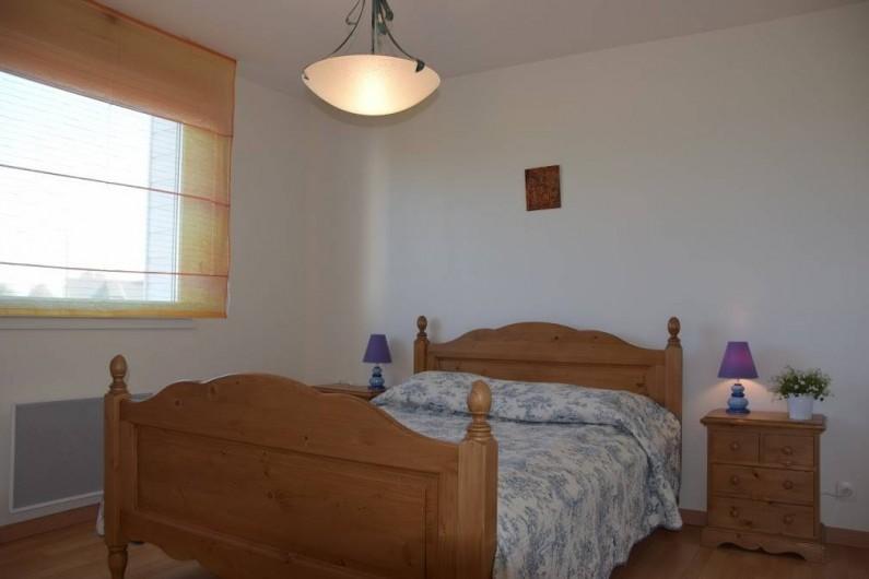 Location de vacances - Gîte à Locquirec - Ty Tania - Chambre lit double