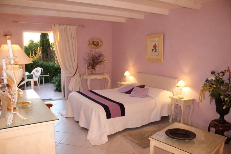Location de vacances - Chambre d'hôtes à Ventabren