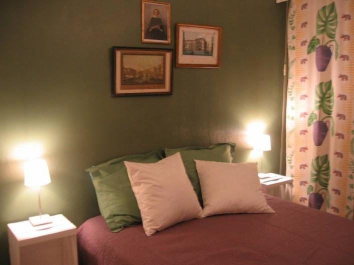 Location de vacances - Appartement à Roquebrune-Cap-Martin