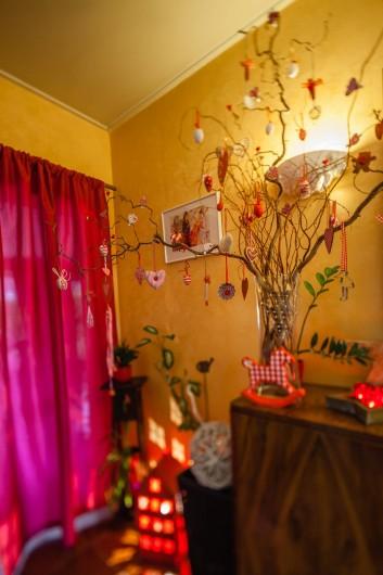 Location de vacances - Chambre d'hôtes à Wintzenheim-Kochersberg - Deco Noel